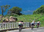 世界遺産の平戸島・生月島を走る