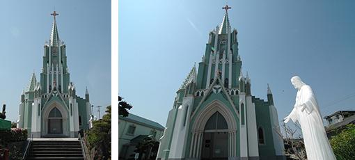 平戸ザビエル教会