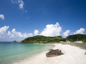 人津久海の浜(人津久水浴場)
