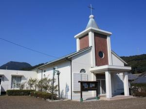 カトリック大佐志教会