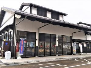 平戸市観光交通ターミナル(平戸桟橋)
