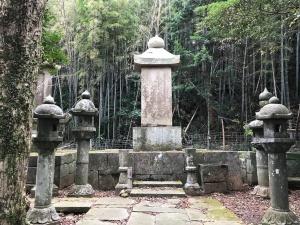 松浦隆信(宗陽)の墓