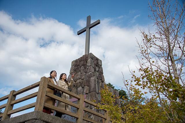 綺麗な教会群やキリシタン関連資産を巡りたいイメージ